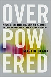 Cover of Overpowered by Martin Blank