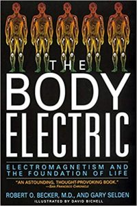 Front cover of The Body Electric. Electromatnetism and the foundation of life by Robert Becker and Gary Selden